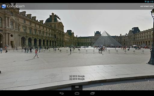 Google Earth para Android recibe Street View