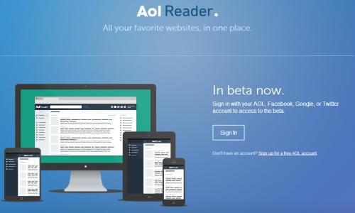 AOL lanzará su propio lector de noticias para reemplazar a Google Reader