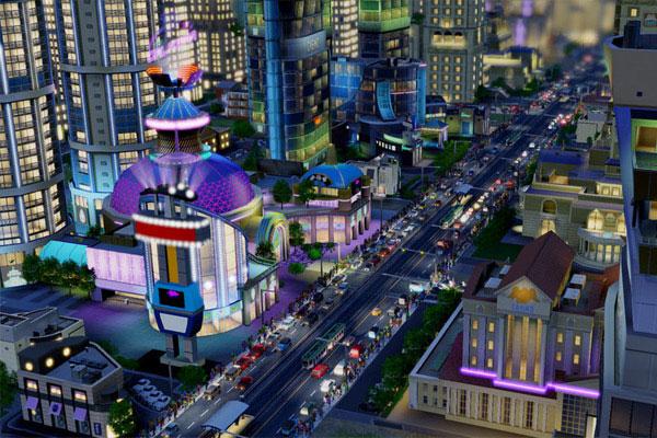 SimCity llegará con retraso para los Macs