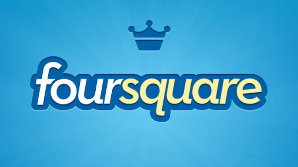Foursquare incorpora la posibilidad de hacer check-in con amigos