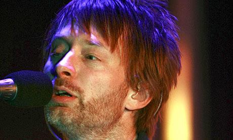 Thom Yorke, de Radiohead, quita su música de Spotify