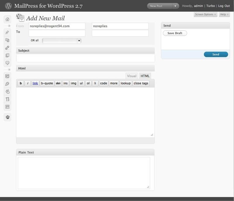 Plugins de suscripción para WordPress