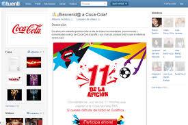 Coca-Cola, un ejemplo de que la publicidad en Tuenti puede funcionar