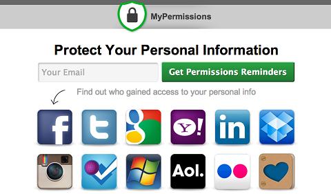 MyPermissions, haz más segura tu cuenta de Twitter