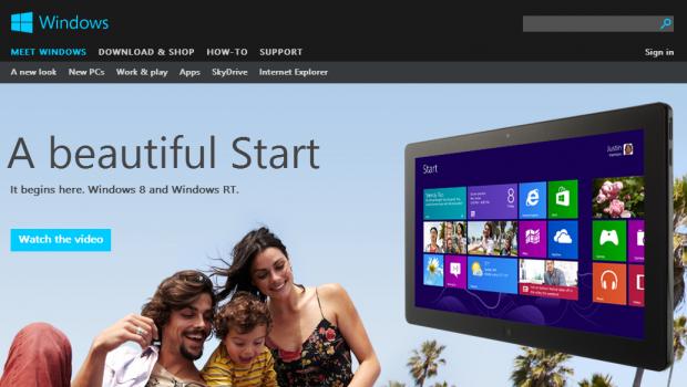 La nueva actualización de Windows 8 para octubre