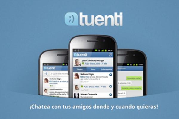 Lo que encontramos en la nueva app de Tuenti