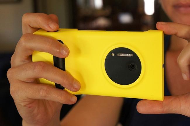 Nokia Lumia 1020: una joya con una súper cámara