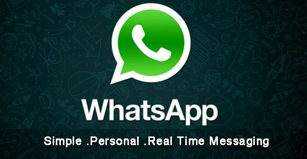 WhatsApp sufre problemas de conectividad