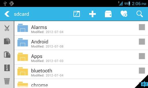 Conoce File Explorer para Android