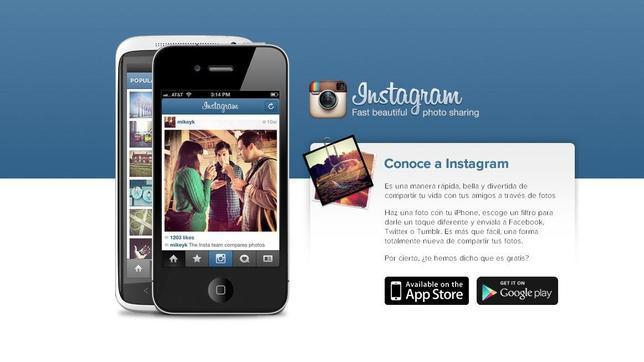 Instagram insertará publicidad entre sus fotos