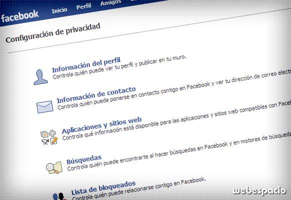 Polémica por los cambios en la privacidad de Facebook