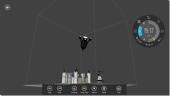 Crear objetos 3D ya es posible con Windows 8.1
