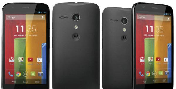 El nuevo Motorola Moto G ya está aquí