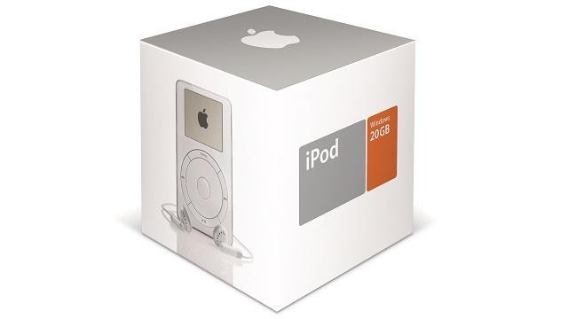 iPod: 12 años hechos hito