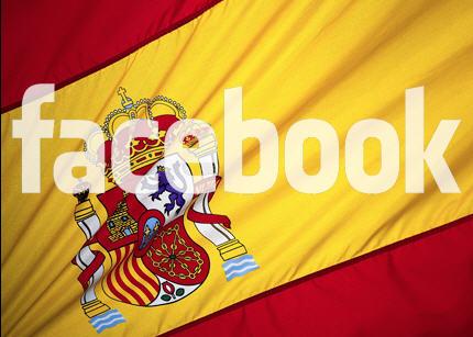 Los números de Facebook en España