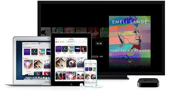 Comienzan los regalos de Apple en iTunes