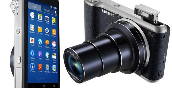Samsung adelanta detalles de su Galaxy Camera 2