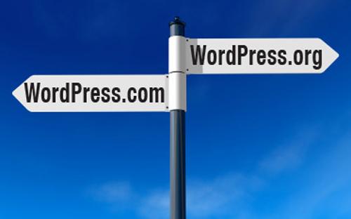 ¿WordPress.com o .org?