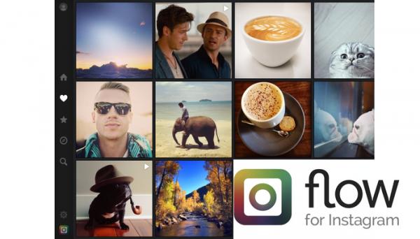 Flow, cliente de Instagram para iPad