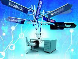 Encontrar trabajo en las redes sociales es posible