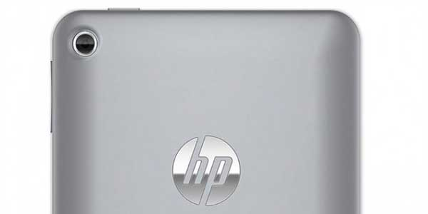 HP presenta sus phablets Slate 6 y Slate 7