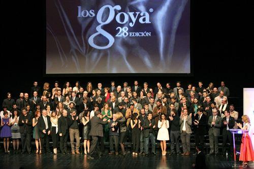 La gala de los Goya arrasa en Twitter