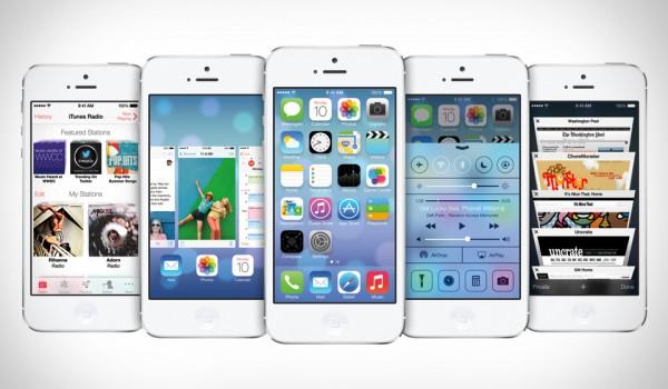 Apple anuncia una actualización de su sistema operativo iOS