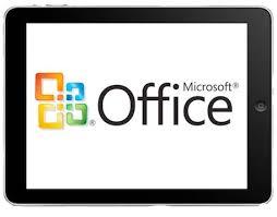 El Office llega al iPad