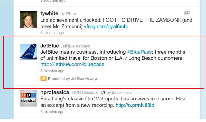 La publicidad en Twitter sigue en horas bajas