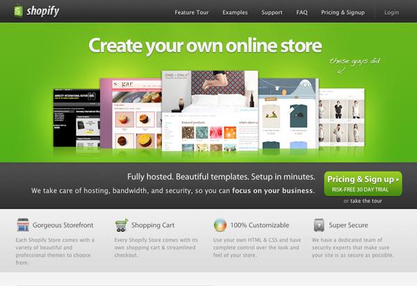 Shopify y WordPress permitirán vender productos en blogs