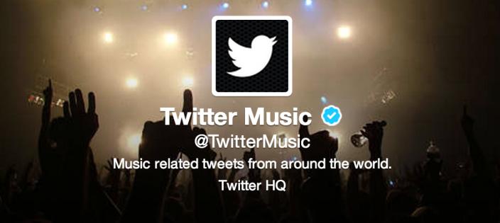 Twitter Music cierra tras menos de un año de servicio