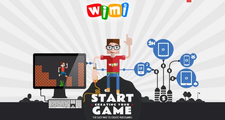 WiMi5, una plataforma para crear videojuegos
