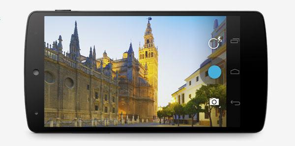Google quiere mejorar el sistema de fotos de Android