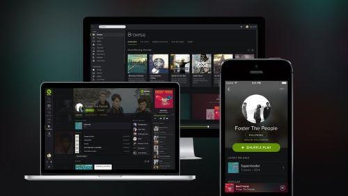 Spotify estrena su nuevo diseño