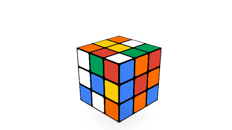 Google celebra el cumpleaños de Rubik, el popular cubo