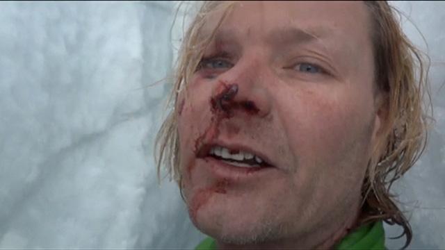 Salvan a un alpinista gracias a Facebook