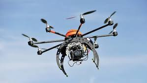 """Un """"drone"""" estuvo muy cerca de chocar con un avión de pasajeros"""