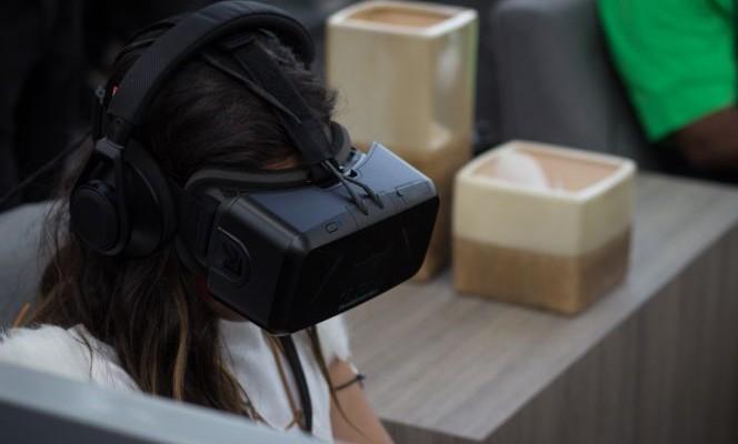 La realidad virtual llegará con el Galaxy Note 4