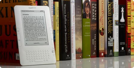 Amazon lanza en EEUU una tarifa plana de ebooks