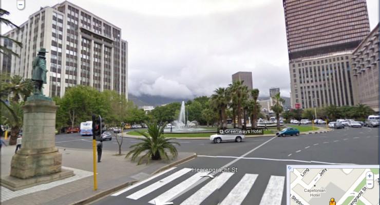 Street View comienza a introducir efectos de audio