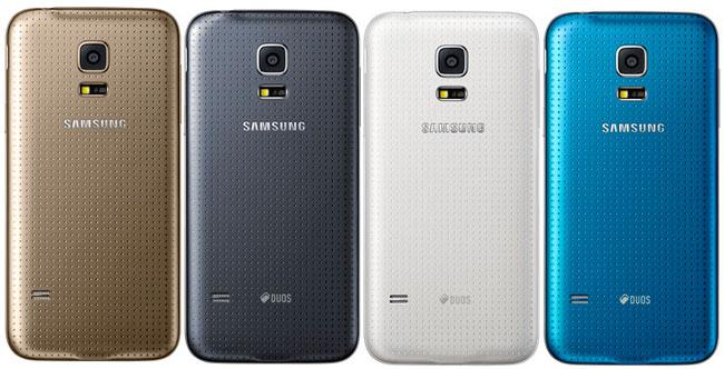 Samsung lanza mañana Galaxy S5 Mini en España