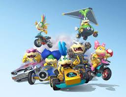 Nintendo resurge con las ventas de Mario Kart 8
