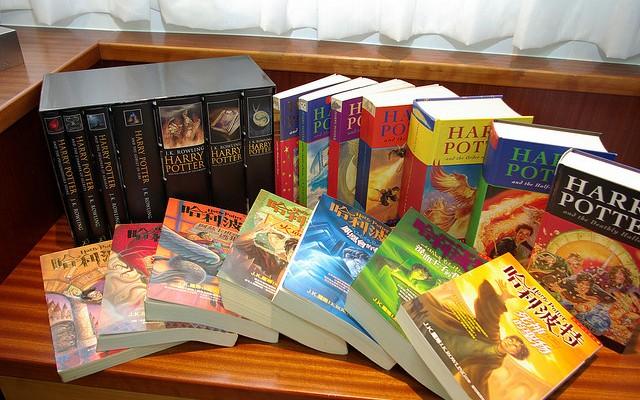 Harry Potter, el libro favorito de los usuarios de Facebook