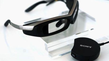 """Los lentes """"SmartEyeglass"""" competirán con Google Glass"""