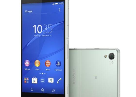 El Z3 de Sony: un teléfono que se las trae
