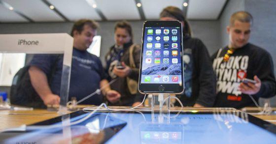 El iPhone 6: blindado ante el espionaje