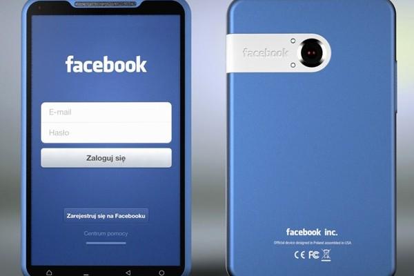 Facebook podría volver a plantearse el lanzamiento de un smartphone