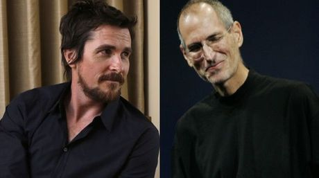 Christian Bale personificará a Steve Jobs
