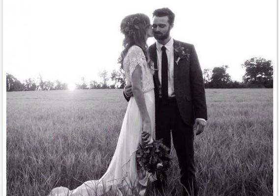 Denis y Elizabeth: una historia de amor en Instagram