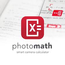 Conoce PhotoMath, la app que resuelve ecuaciones con solo sacar una foto